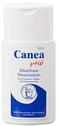 Pharma-Peter Canea pH6 alkalivrije waslotion, zeepvrij en hydraterend, 100 ml