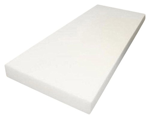 "3"" H x 22"" W x 20"" L Upholstery Foam Cushion High Density"