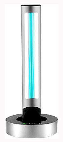 Ultraviolette Kiemdodende Lamp, Mobiele Timing Luchtzuiveringsinstallatie Ozonsteriliserende Lamp Thuisschoolhotel