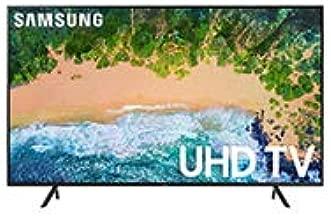 """$593 » Samsung 58"""" Glossy Black 4K UHD HDR LED Smart HDTV"""
