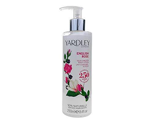 Yardley London English Rose Moisturising Body Lotion 250 ml