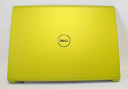 Dell New Genuine OEM Studio 1735 1736 1737 Laptop Notebook Green Top Rear Back Cover Enclosure Case Panel Monitor LCD Assembly N498H P576X