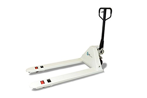 CARBO GLIDE 6000 Heavy-Duty Pallet Jack 5500 lbs/Hand Pallet Truck 27x48