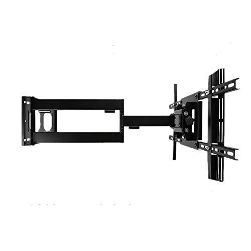 XCAYBH - Soporte de pared para TV LCD de 32 a 70 pulgadas, giratorio de 90 grados, 3 brazos oscilantes máx. 700 x 400 mm de tamaño grande para marco de TV