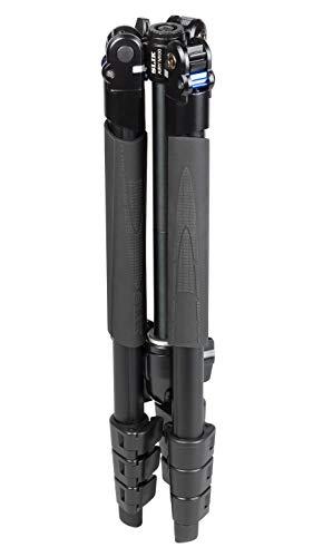 SLIK 三脚 エアリー M100 WQ ダブルクイックシューセット 4段 レバーロック式 自由雲台 脚反転式 107232