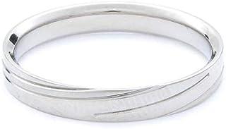 Breuning Shiny & Matte Finish 600 Wedding Ring [BR4224]
