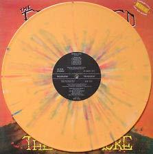 The Exploited: The Massacre [Very Limited Orange Splattered Vinyl LP]