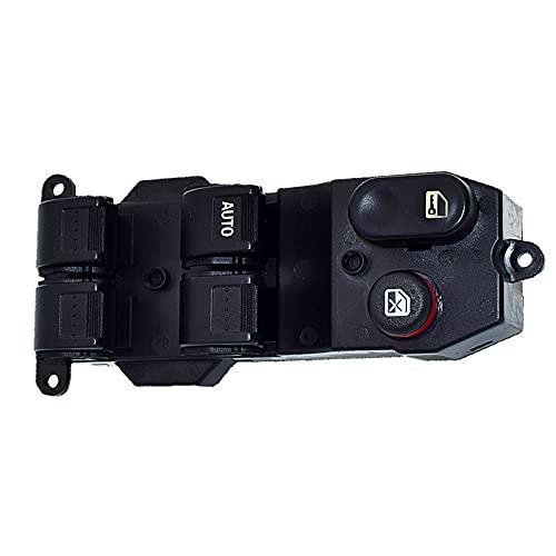 NsbsXs para Honda Jazz Fit 2003 2008 Accesorios de Coche 35750 SAA G12ZA Interruptor Maestro de elevalunas eléctrico para Coche