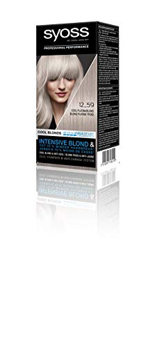 Syoss Blond 12-59 Cool Blonds Haarverf, 1 stuk