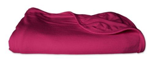 KicKee Pants Swaddling/Receiving Blanket, Orchid