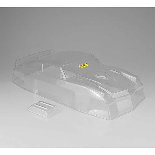 J Concepts Inc. 1/10 1978 Chevy Camaro Street Stock Clear Body, JCO0395