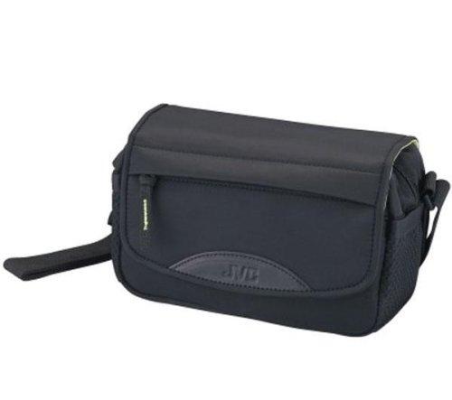 JVC CB-VM70UE Estuche para cámara fotográfica Negro - Funda (JVC Everio, GZ-HD7/HD3, Negro)