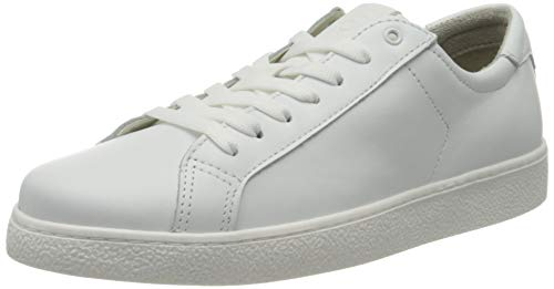 Tamaris Damen 1-1-23631-24 Sneaker, Weiß (White Uni 146), 39 EU