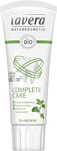 Lavera Bio Zahncreme Complete Care (2 x 75 ml)