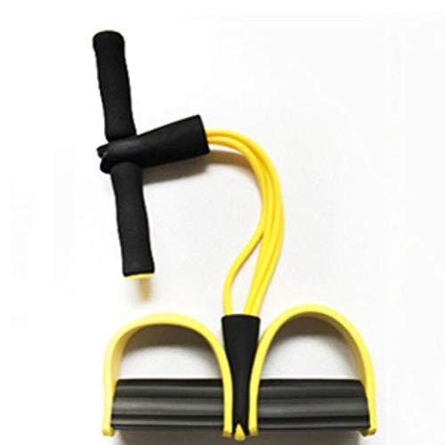 POWM Extractor de Pedal Multifuncional Sentadillas Hombros auxiliares máquina de Fitness de línea de Chaleco de Cuatro Tubos y Tres Tubos
