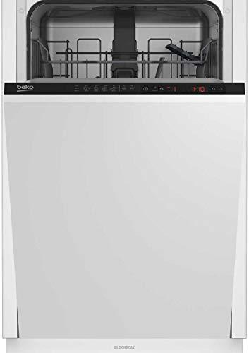 Beko DIS25010 lavastoviglie Integrabile 10 coperti A+