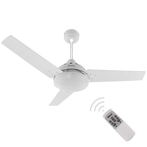 Ventilador de Teto Philco Cancun com Controle Remoto PVT04B - 220v