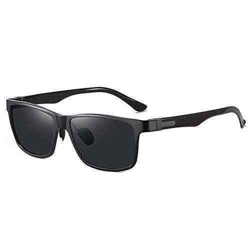 WOXING Gafas de sol polarizadas con protección UV, antideslumbramiento, a prueba de viento, coloridas y ligeras, clásicas, para deportes, ciclismo, correr, pesca, unisex, 14,9 x 4,5 cm