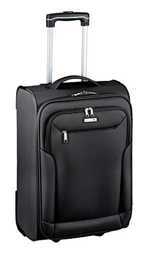 D&N Travel Line 6800 Koffer, 55 cm, 35L, Schwarz