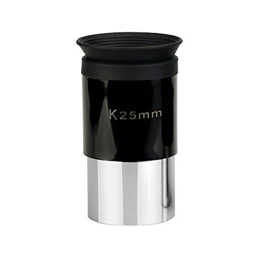 Svbony Okular 1,25' Teleskopokular 25mm Kellner Okular für Teleskop mit geringer Leistung(25mm)