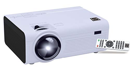 RCA RPJ136 Home Theater Projector - 1080P Compatible