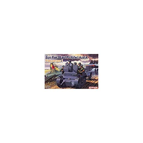 Dragon - D6220 - Maquette - Flakpanzer I AUSF à - Echelle 1:35