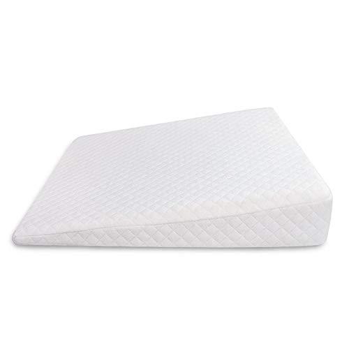 Anti-Spitting leche bebé almohada triángulo pendiente bebé almohada espuma memoria almohada bebé almohada bebé bebé almohada