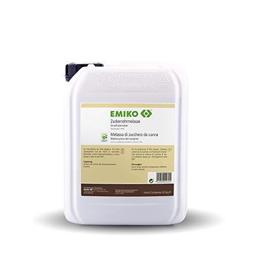 Zuckerrohrmelasse 6,5 kg zur Herstellung von EMa