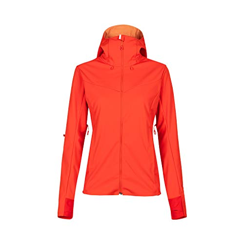 Mammut Damen Softshell-jacke Mit Kapuze Ultimate V Hooded