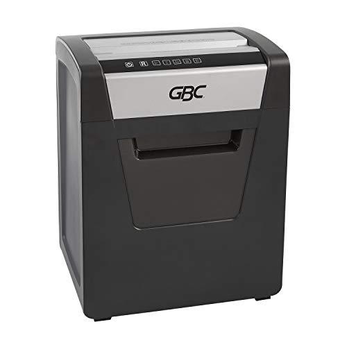 Check Out This GBC Paper Shredder, ShredMaster, 10 Sheet Capacity, Micro-Cut, SM10-06 (1758499)