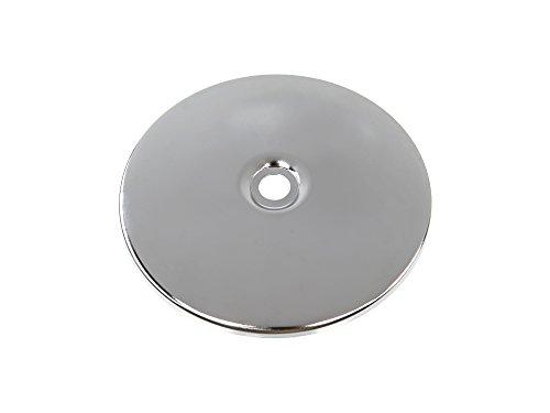 Couvercle – Couvercle pour luftfkasten, Filtre à air – Chromé – TS250