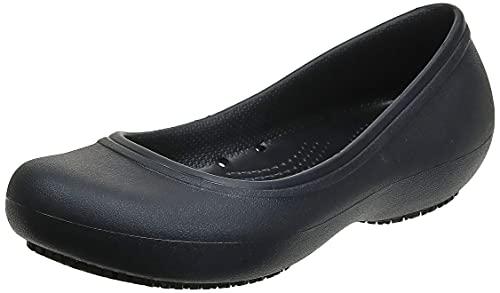 Crocs Women's Flats | Slip Resistan…