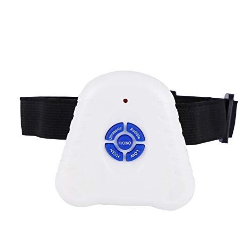 Professionelle tragbare Ultraschall-Bell-Kontrolle, Bell-Kontrolle, Anti-Bell-Halsband, geringer Stromverbrauch, langlebig für Haustiere und Hunde