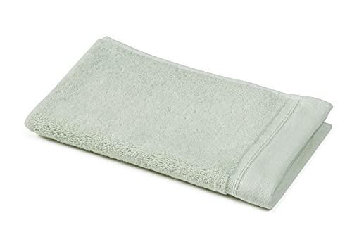 Sowel® Premium Gästehandtuch 30x50 cm, Handtuch aus 100 % Bio-Baumwolle, Hergestellt in Portugal, Mint