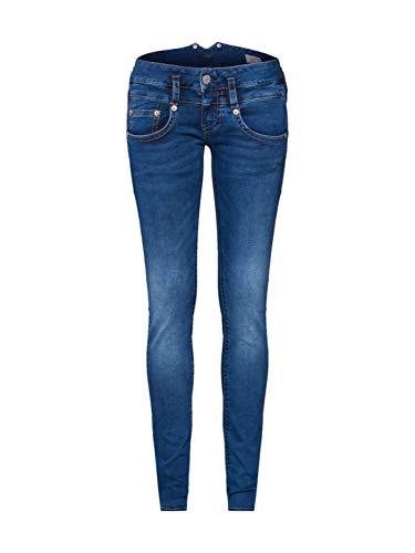 Herrlicher Pitch Slim Denim D9668 071 Damen Jeans, Hosengröße:W30/L32