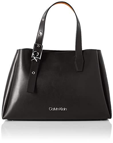 Calvin Klein, Tote Donna, Nero, One Size