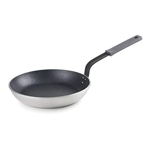 Lacor - 23136 - Sartén Antiadherente Peek Premium, Aluminio Máxima Calidad, Incluye mango protector de silicona, Aptas para todo tipo de cocinas, excepto inducción, Ø36, Ecológico y sin PFOA.