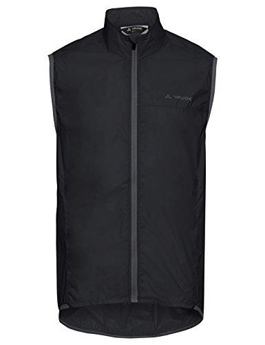 VAUDE Herren Weste Men's Air Vest III, black, L, 408120105400