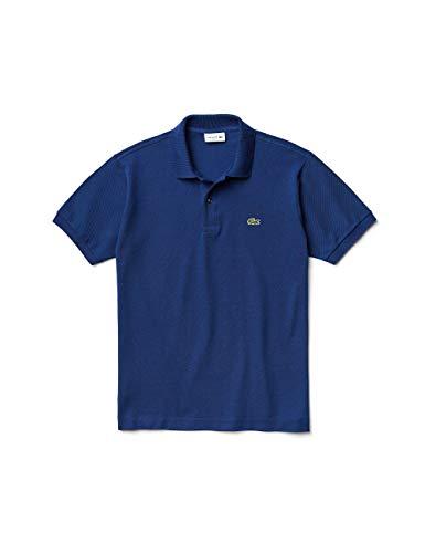 Lacoste L1212, T-Shirt Polo, Uomo, Blu (Methylene F9F), FR 8
