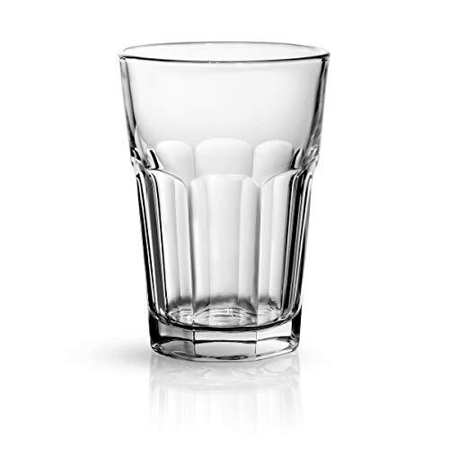 Sixby Caipirinha - Longdrink Gläser (Marocco 35cl, 6 Stück)