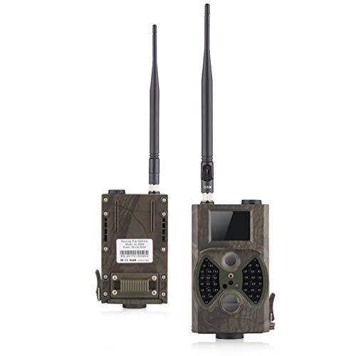 Cabilock 1 Pc HD Vision Nocturne Infrarouge Réseau GSM Outdoor Scouting Caméscope Surveillance de la Faune Chasse