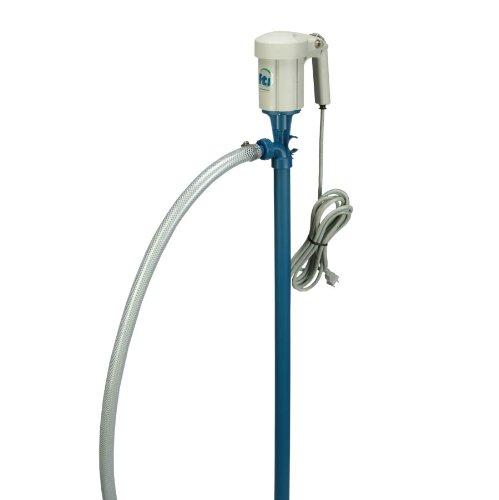 Finish Thompson DEFP019 Drum Pump Kit, Includes EFP-40 Polypropylene/316 Stainless...