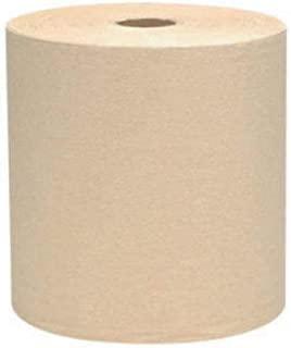 Kimberly-Clark 04142 HRT Natural Hard Roll Towels 8x800-12 Rolls per Case
