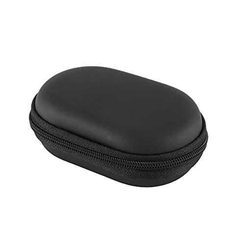 Bolsa de armazenamento de oxímetro para pulso de dedo Oxímetro Design razoável Capa protetora de espaço forte Suporte rígido com zíper