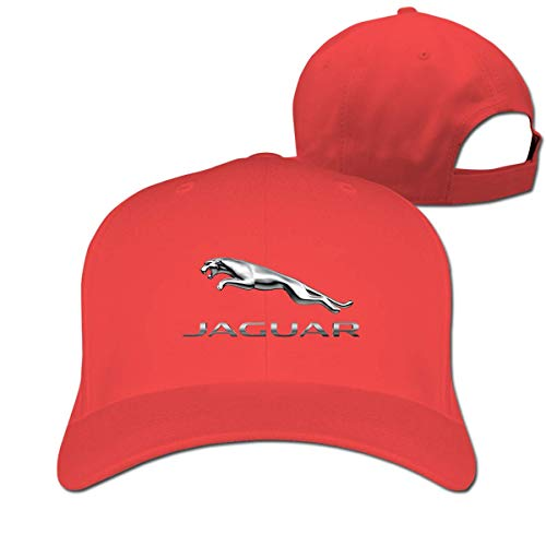 New Personalized General Motors Jaguar Logo Fashion 100% Organic Cotton Casquette for Boys Casquette Black,Sombreros y Gorras