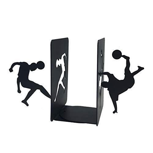 Soccer Players Football Bookends