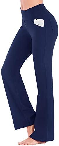IUGA 7810 Bootcut Pants US Dark Blue 3XL product image