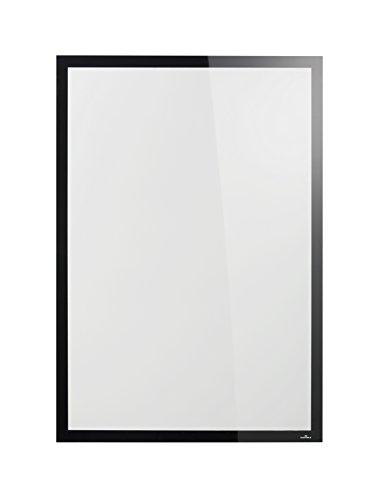 Durable 500601 Info-Rahmen Duraframe Poster Sun (A1, Plakatrahmen für Schaufenster) 1 Stück schwarz