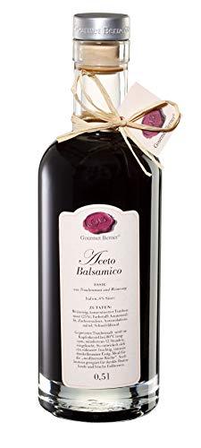 Gourmet Berner, Aceto Balsamico - Balsamessig 3 jährig, 0,5l