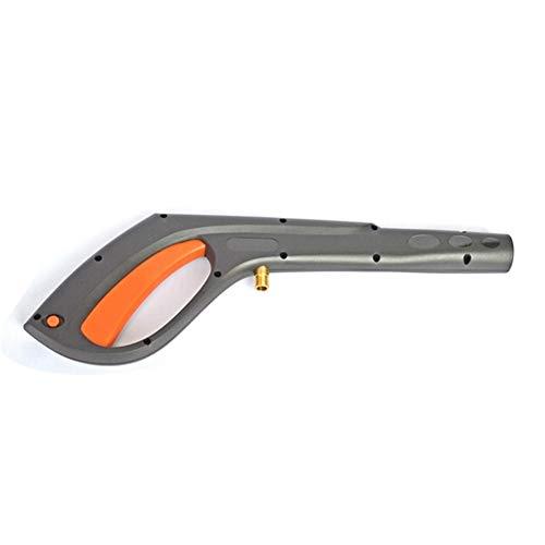 Pistola de agua de alta presión para lavadora de coche, pistola de limpieza de coche, pistola de limpieza para Interskol Elitech Ryobi Huter ECO Hitachi para lavadora de coches (color: A)